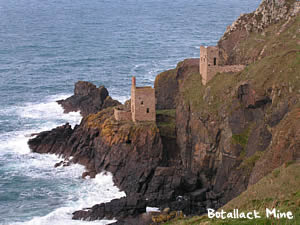 Botallack Mine, Cornish Mining Heritage