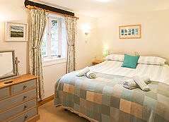 Click here for details of The Barn Self Catering Holiday Cottage