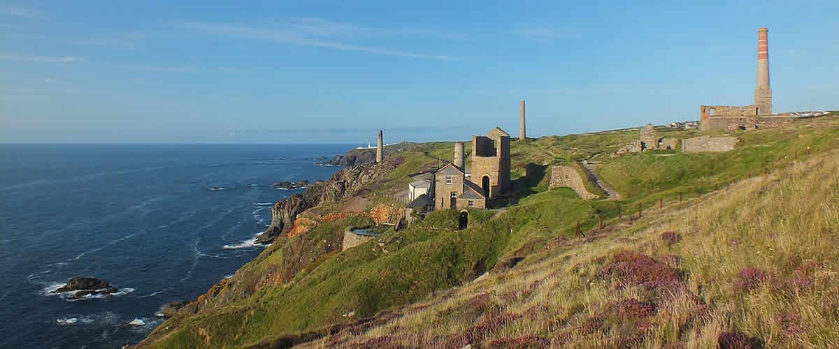 Cornish Mining Heritage at Lands End